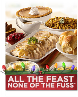 All of the Feast, None of the Fuss