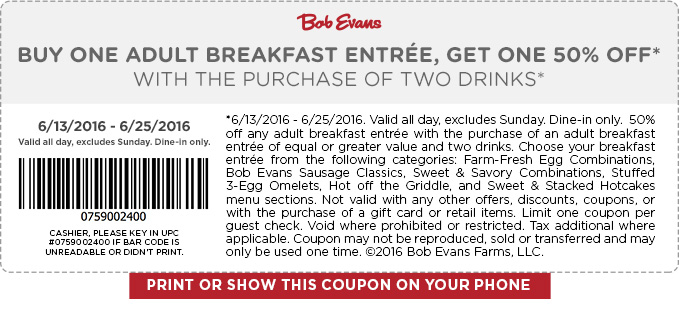 Print the coupon.